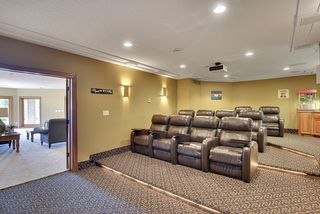10 chair theater room
